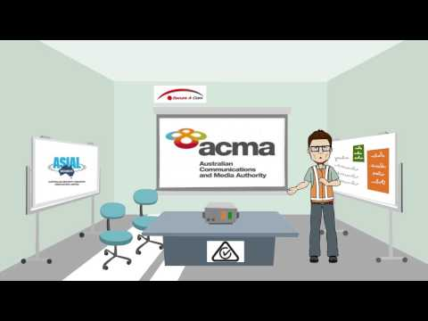 ACMA Technician | ACMA Approved Technician Sydney | SECURE A COM