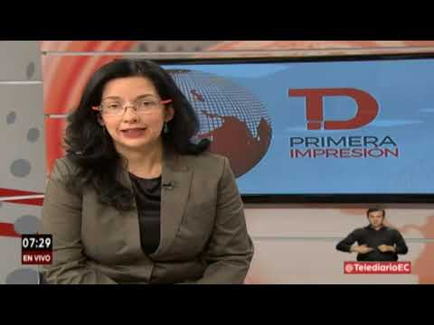 Entrevista a María Amelia Viteri en el programa Primera Impresión
