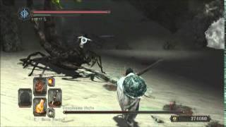 Dark Souls 2 - Scorpioness Najka NG+ (Melee Solo)