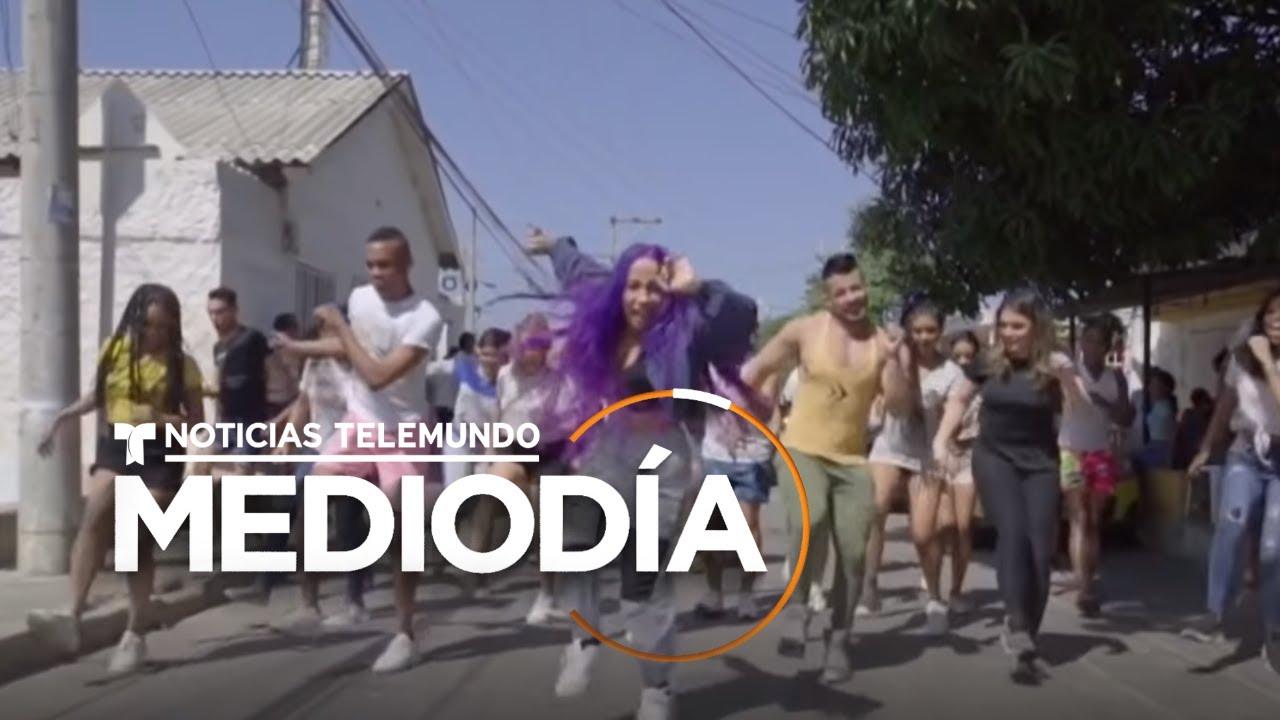 Download La Champeta Challenge: El nuevo reto inspirado por Shakira y su coreógrafa de 18 años   Telemundo