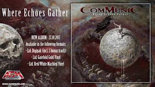 Communic - Where Echoes Gather - FULL ALBUM preview