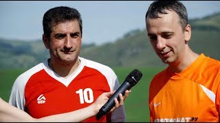 EAPT Алтай: Футбол со звёздной командой