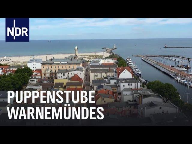 Charme am Meer - Die Achterreeg von Warnemünde | die nordstory | NDR Doku