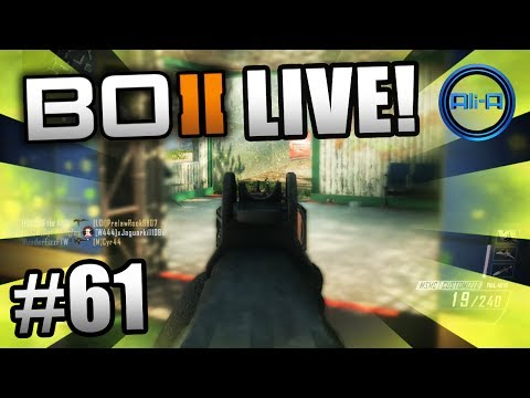"""AIR STREAKS!"" - BO2 LIVE w/ Ali-A #61 - Black Ops 2 Multiplayer Gameplay"