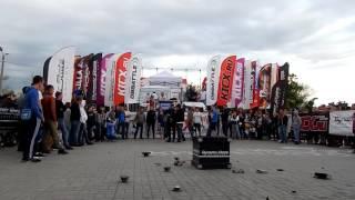 DBBATTLE Волжский конкурс метания автозвука