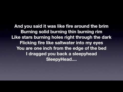 Passion Pit - Sleepyhead (lyrics)