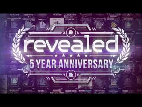 Revealed Recordings 5 Years Anniversary