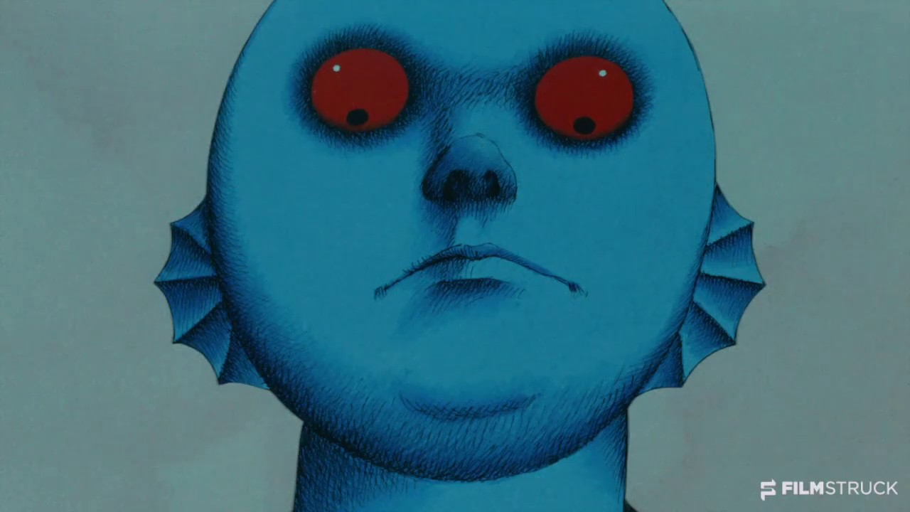 Image result for Fantastic Planet' (1973)