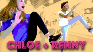 Chloe + Renny: How to Fight Like a Girl in 7 Steps
