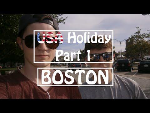 USA Holiday (Part 1: Boston)