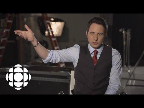Jonny Harris Answers  Questions  CBC