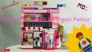 LEGO Harry Potter Diagon Alley MOC 3 Florean Fortescue