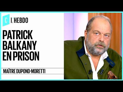 Patrick Balkany en prison - C l'hebdo - 14/09/2019