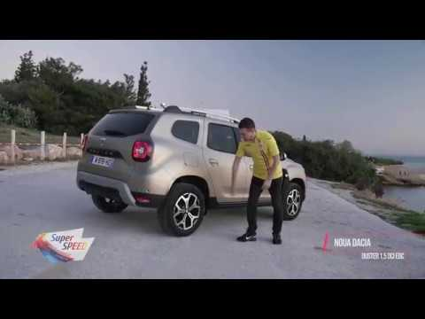 Test: New Dacia Duster