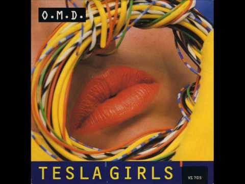 OMD - TESLA GIRLS - TELEGRAPH