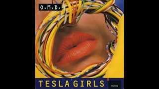 OMD - TESLA GIRLS - TELEGRAPH