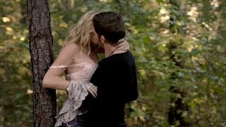 The Vampire Diaries 5x11 - Klaus and Caroline kissmake out and have sex hot scene HD