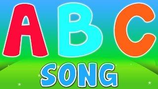 ABC Song | lernen Alphabete | Lied für Kinder