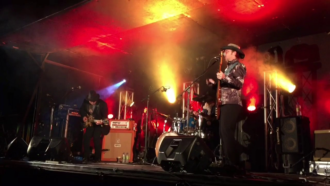 Texas Drive Hommage A ZZTOP
