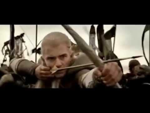 El Señor De Los Anillos El Retorno Del Rey Trailer En Español Youtube