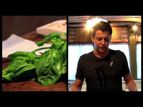 Salada de Cogumelos Pra Variar com Beto Madalosso 1a parte