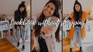 لا BS التسوق | تنظيف خزانة ملابسي معي وخلق ملابس | Teni Stepanosian