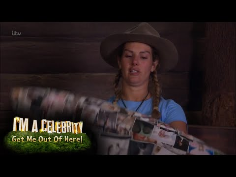 The Campmates Receive Their Care Packages | I'm A Celebrity...Get Me Out Of Here!