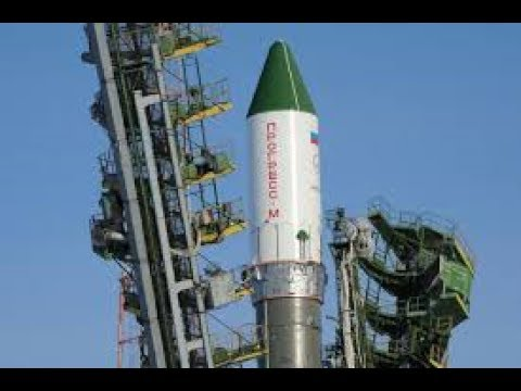 Robotic Russian Resupply Freighter Launches To the ISS | Soy