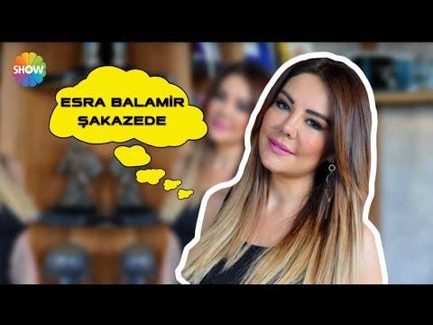 Demet Akbağ ile Çok Aramızda 10.Bölüm   Esra Balamir