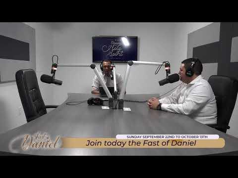 Fast Of Daniel - DAY 1