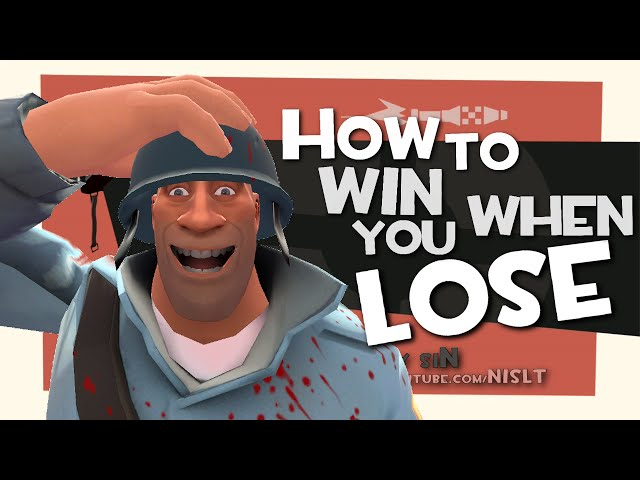 TF2: How to win when you lose [Epic kill]
