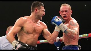 The @Carl_Froch Story. A Living Legend