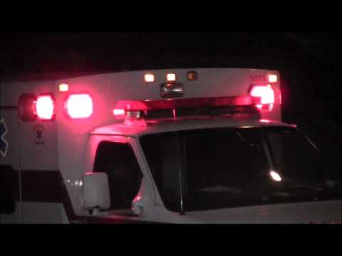 Saratoga Emergency Medical Service (SEMS) - WATCH IN HD!!!