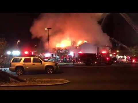 2 injured in Ramada Inn fire in Vineland
