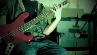 Nirvana - Very Ape (Bass Cover)