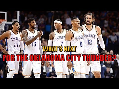 What's Next for Oklahoma City Thunder? |  Big Trades Soon?