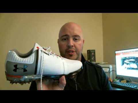 REVIEW: Under Armour Spieth One golf shoes