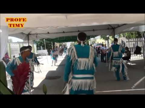"Danza Apache ""Sr. de La Misericordia de Nvo. Mieleras, Coah."