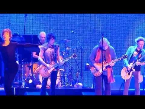 rolling stones LIVE in BOSTON, midnight rambler- 0613
