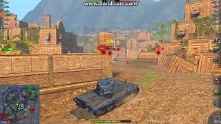 Gameplay WoT Blitz E75 - 2.5k damage - 3 kills