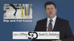 Slip and Fall Settlement Amounts - What You Must Know.  312-500-4500 - Call Now!