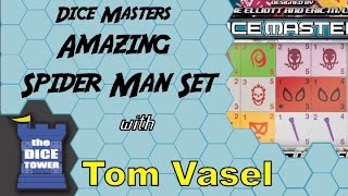 Marvel Dice Masters:  Amazing Spider-Man Review - with Tom Vasel