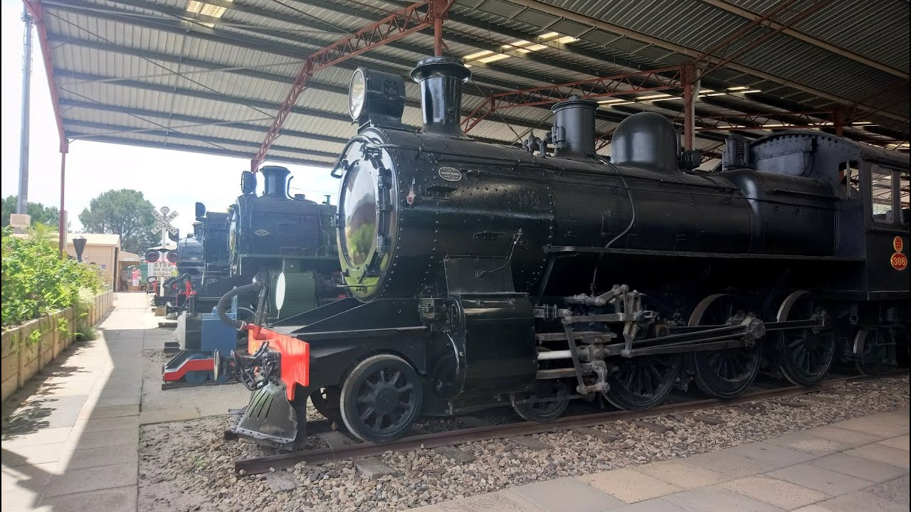 The Western Australian Railway Transport Museum