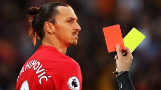 Stupid red cards in football history