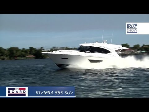 [ENG]  RIVIERA 565 - Review - The Boat Show