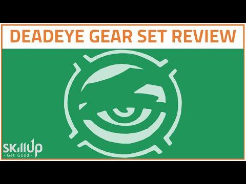 The Division | Deadeye Gear Set PVE Review (Includes Deadeye Build Guide)