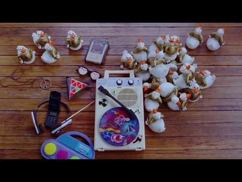 Duck Sauce - Smiley Face (Official Audio)