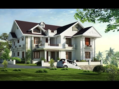 Kerala new houses victorian style house denny kurian for New house styles pictures