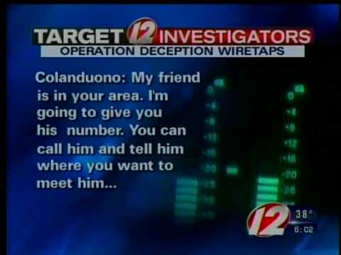Wiretaps helped end alleged drug ring