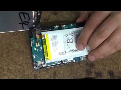 Sony Xperia E4..LCD Replacement
